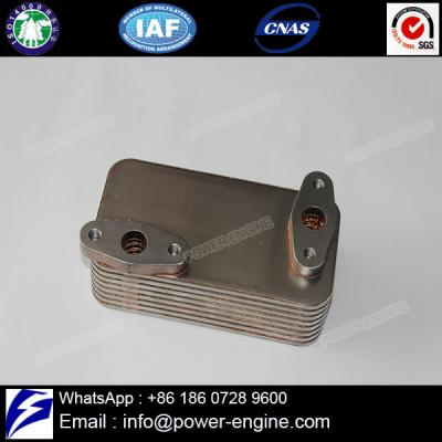 Dongfeng Truck 4H Engine Oil Cooler 1012BF11-012